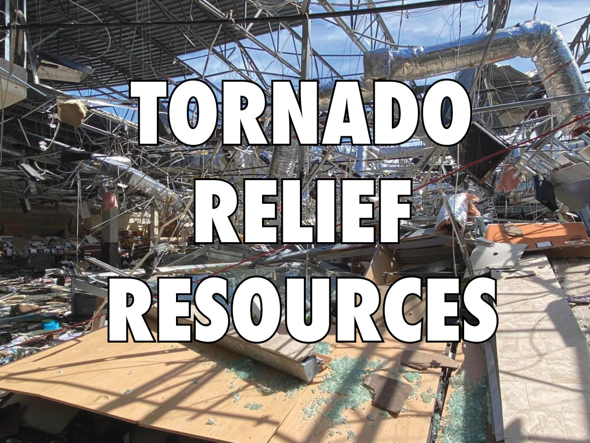 Tornado Relief Resources