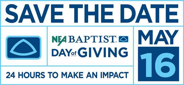 NEA Baptist Day of Giving | Jonesboro Chamber of Commerce
