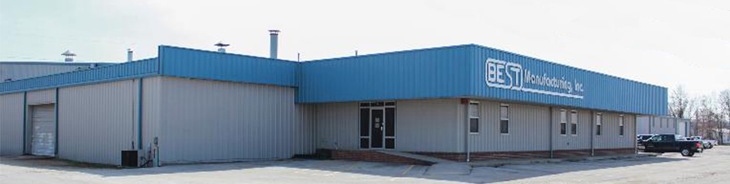 204 Best Industrial Drive Building