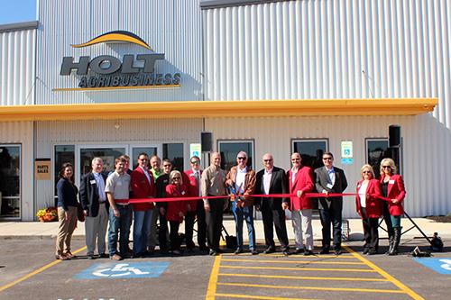 Holt Agri Holds Grand Opening | Jonesboro Chamber of Commerce