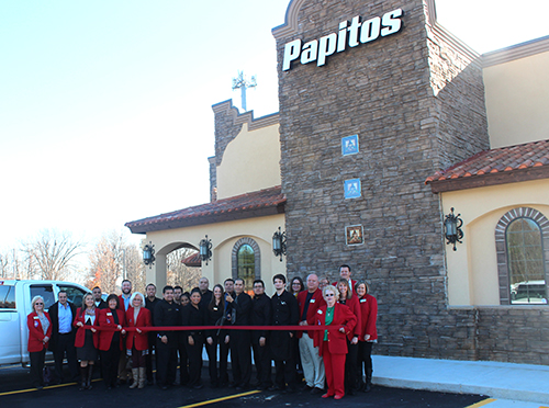 Papito S Mexican Restaurant Held A Grand Opening At 4409 East Johnson Avenue Is Family Owned And Operated Offering Some Of
